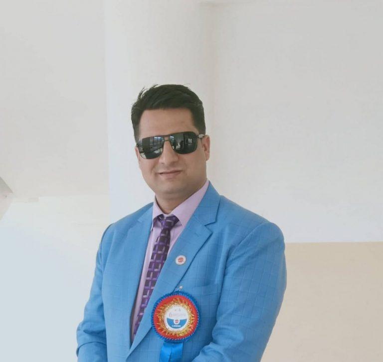 CEO Openvision Mr. Ramesh Devkota